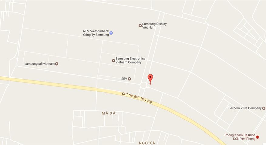 Halla Map